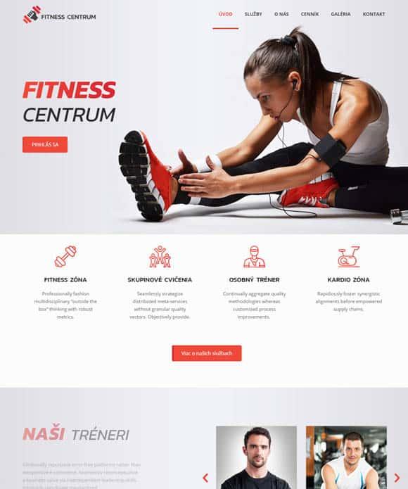 Fitness centrum [PRO] 1