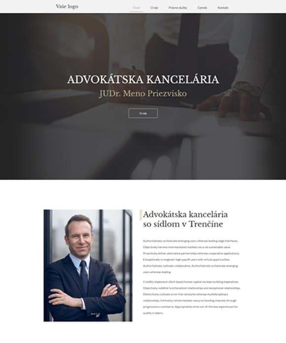 Advokátska kancelária [LITE] 1
