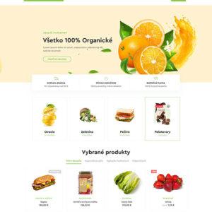 dizajn e-shop