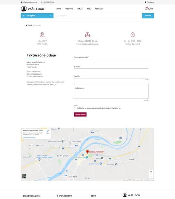 Tvorba e-shopov - Marketing Lite