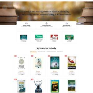 dizajn e-shop obchod s oblečením