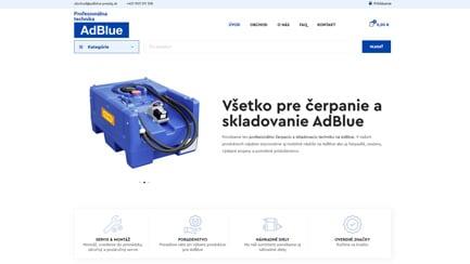 Predaj AdBlue - Marketing Lite