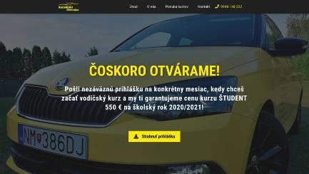 Autoškola Skovajsa - Marketing Lite