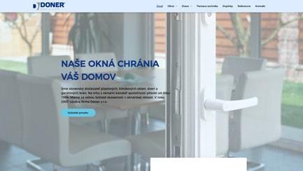 Okná a dvere - Marketing Lite