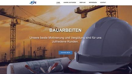 Stavebné práce - Marketing Lite