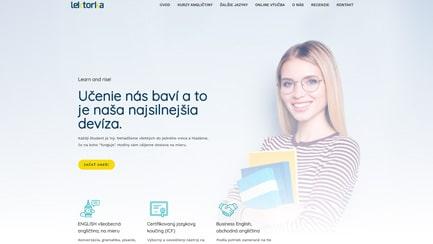 Jazyková škola - Marketing Lite