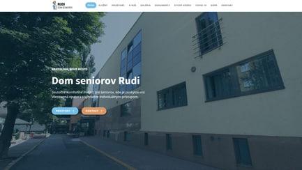 Dom Seniorov - Marketing Lite