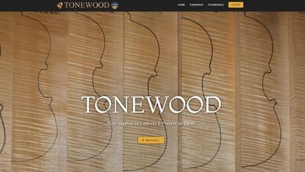 Tonewood - Marketing lite