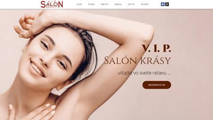 VIP salon - Marketing Lite